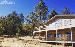 Photo of 105 Summer Haven Drive, Woodland Park, CO 80863 (MLS # 4426145)