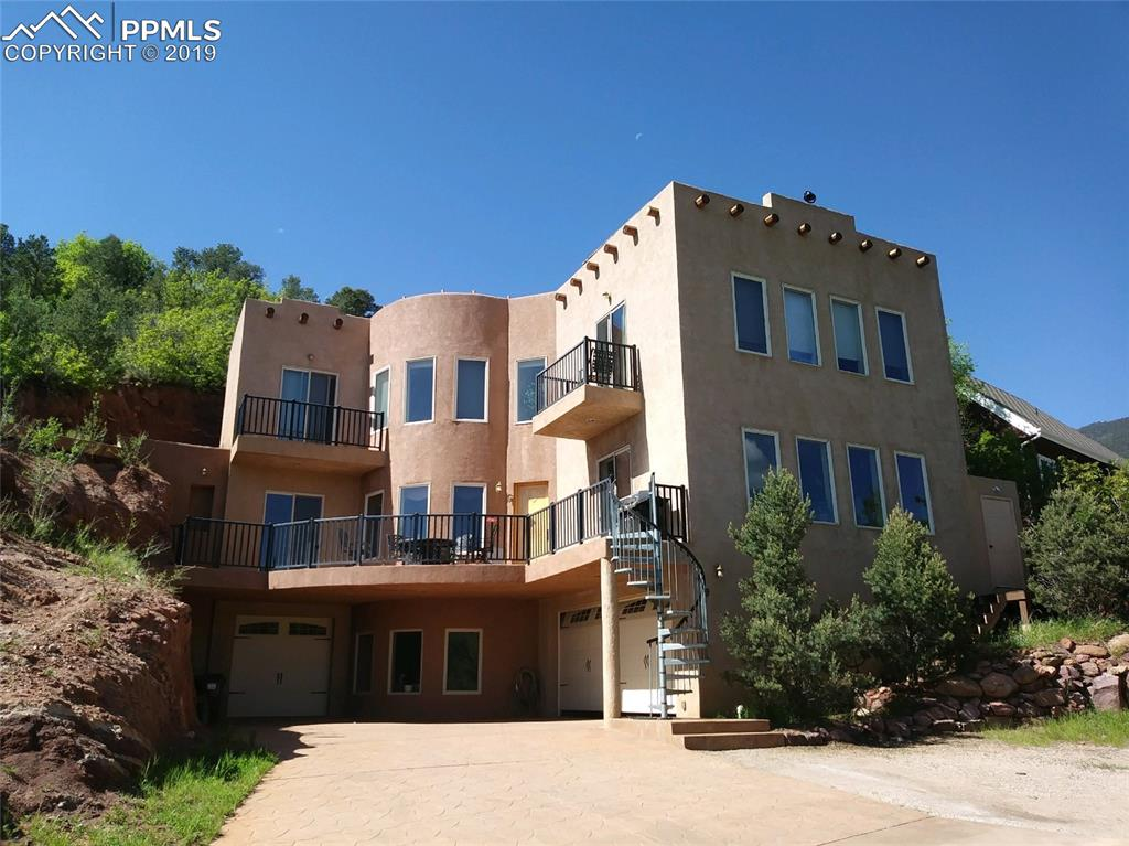 Photo for 429 Bond Street, Manitou Springs, CO 80829 (MLS # 4537034)