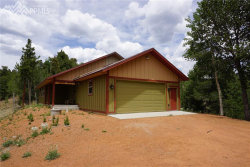 Photo of 1131 Pikes Peak Drive, Divide, CO 80814 (MLS # 4569271)