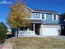 Photo of 8147 Gladwater Road, Peyton, CO 80831 (MLS # 4570024)