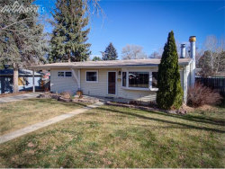 Photo of 1417 Eagle View Drive, Colorado Springs, CO 80909 (MLS # 4594040)