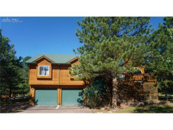 Photo of 2133 Valley View Drive, Woodland Park, CO 80863 (MLS # 4594893)