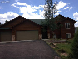 Photo of 177 Crestwood Drive, Woodland Park, CO 80863 (MLS # 4627331)