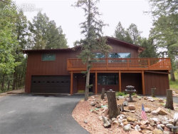 Photo of 801 Rolling Park Drive, Woodland Park, CO 80863 (MLS # 4672522)