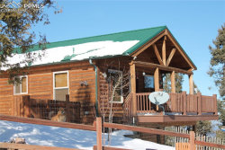 Photo of 11 Cayuse Lane, Woodland Park, CO 80863 (MLS # 4757678)