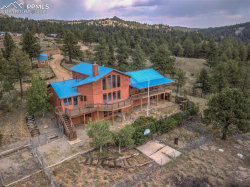 Photo of 1053 Circle Drive, Florissant, CO 80816 (MLS # 4774378)