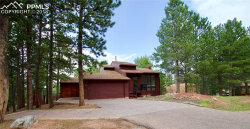 Photo of 1250 Northwoods Drive, Woodland Park, CO 80863 (MLS # 4796613)