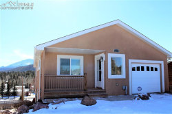 Photo of 219 Dewell Road, Woodland Park, CO 80863 (MLS # 4836966)
