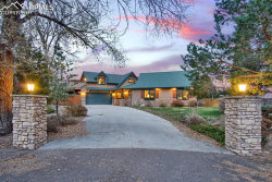 Photo of 202 Rockledge Court, Manitou Springs, CO 80829 (MLS # 4865119)
