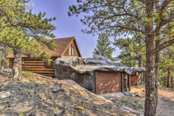 Photo of 551 Forest Glen Trail, Florissant, CO 80816 (MLS # 4932147)