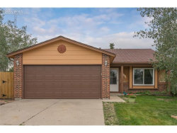 Photo of 3855 Beltana Drive, Colorado Springs, CO 80920 (MLS # 4940911)
