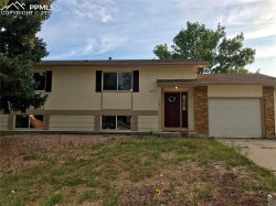 Photo of 7210 Goldfield Drive, Colorado Springs, CO 80911 (MLS # 4954697)