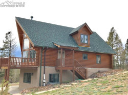 Photo of 12 Bluebell Road, Woodland Park, CO 80863 (MLS # 4964126)