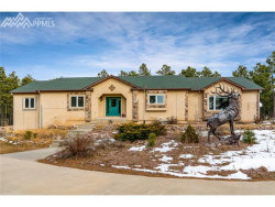 Photo of 17905 Martingale Road, Monument, CO 80132 (MLS # 4970235)