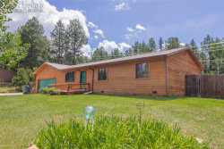 Photo of 107 Glovers Lane, Woodland Park, CO 80863 (MLS # 4992251)