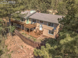 Photo of 114 Skyline Drive, Woodland Park, CO 80863 (MLS # 5003611)