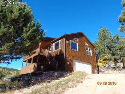 Photo of 103 Pontiac Road, Woodland Park, CO 80863 (MLS # 5012055)