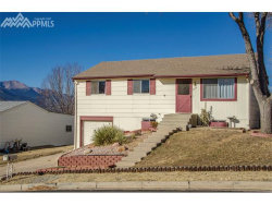Photo of 4114 Tennyson Avenue, Colorado Springs, CO 80910 (MLS # 5056123)