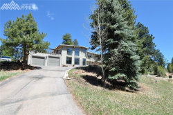 Photo of 130 Ute Trail, Woodland Park, CO 80863 (MLS # 5079805)