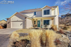Photo of 3625 Point Of The Rocks Drive, Colorado Springs, CO 80918 (MLS # 5152993)