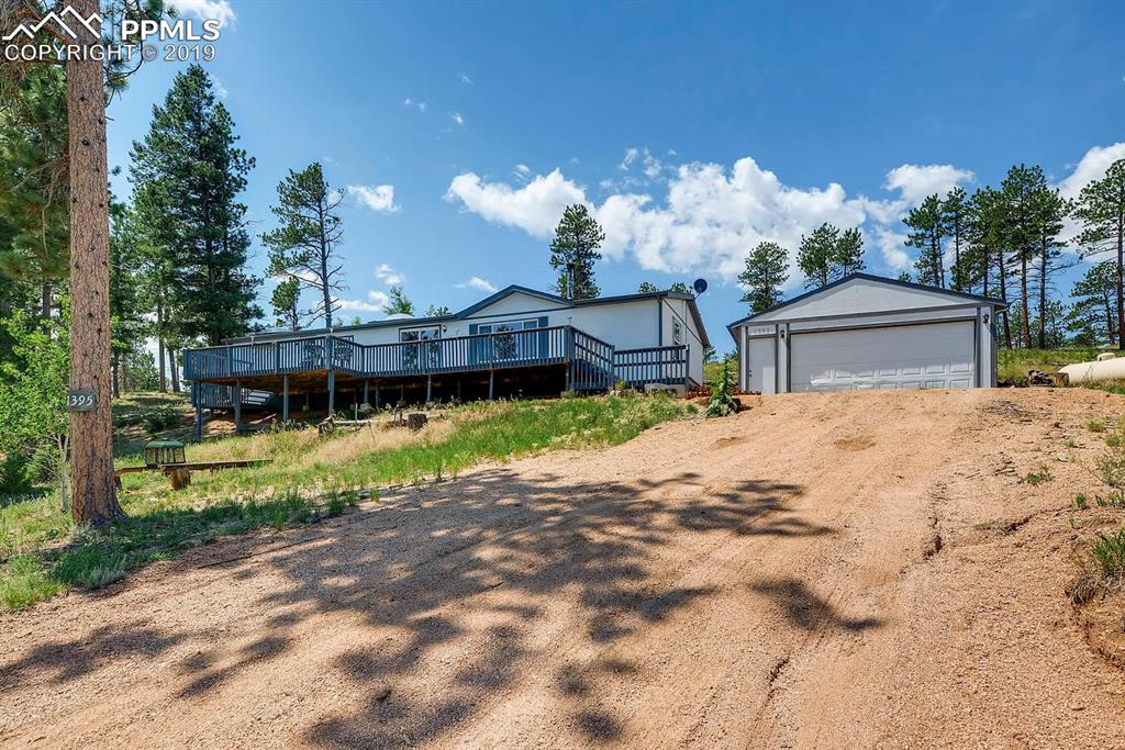 Photo for 1395 Appleby Drive, Woodland Park, CO 80135 (MLS # 5174852)
