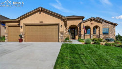 Photo of 1575 Moveen Heights, Monument, CO 80132 (MLS # 5185588)