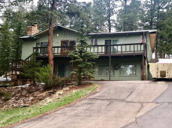 Photo of 120 Ute Trail, Woodland Park, CO 80863 (MLS # 5187960)