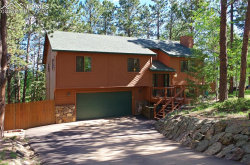 Photo of 105 Still forest Lane, Woodland Park, CO 80863 (MLS # 5207628)