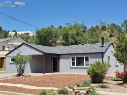 Photo of 210 Beckers Lane, Manitou Springs, CO 80829 (MLS # 5261198)