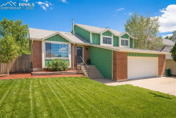 Photo of 4145 Thundercloud Drive, Colorado Springs, CO 80920 (MLS # 5291775)