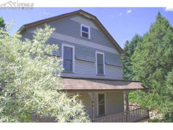 Photo of 113 Deer Path Avenue, Manitou Springs, CO 80829 (MLS # 5294477)