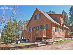 Photo of 166 Banner Trail, Florissant, CO 80816 (MLS # 5308880)