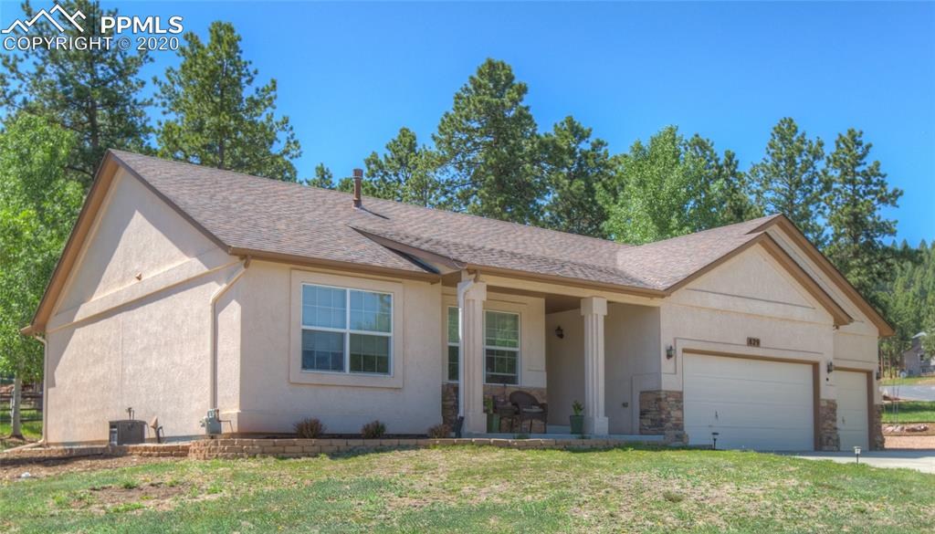 Photo for 829 Misty Pines Circle, Woodland Park, CO 80863 (MLS # 5407589)