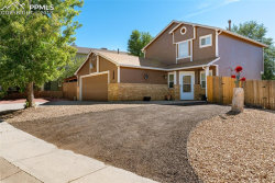 Photo of 4309 Neal Court, Colorado Springs, CO 80916 (MLS # 5430453)