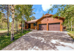 Photo of 1100 Wagon Place, Woodland Park, CO 80863 (MLS # 5474660)