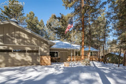 Photo of 714 Elm Street, Woodland Park, CO 80863 (MLS # 5570935)