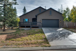 Photo of 1121 Ptarmigan Drive, Woodland Park, CO 80863 (MLS # 5588264)