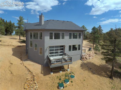 Photo of 530 Sunrise Peak Road, Manitou Springs, CO 80829 (MLS # 5622551)