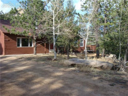 Photo of 6240 Waterfall Loop, Manitou Springs, CO 80829 (MLS # 5625886)