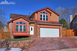 Photo of 6930 Marshwood Court, Colorado Springs, CO 80918 (MLS # 5642443)