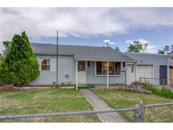 Photo of 1939 S Cedar Avenue, Colorado Springs, CO 80905 (MLS # 5650433)