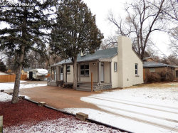 Photo of 620 Prairie Road, Colorado Springs, CO 80909 (MLS # 5664427)