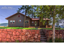 Photo of 121 N Laurel Street, Woodland Park, CO 80863 (MLS # 5667295)