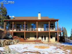 Photo of 2515 County 782 Road, Woodland Park, CO 80863 (MLS # 5687457)