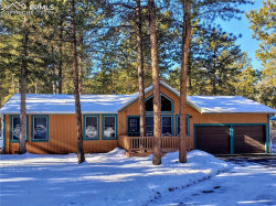 Photo of 740 N Pine Street, Woodland Park, CO 80863 (MLS # 5694198)