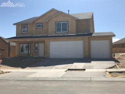 Photo of 12638 Pyramid peak Drive, Peyton, CO 80831 (MLS # 5711585)