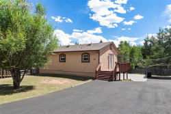 Photo of 221 Pikeview Avenue, Woodland Park, CO 80863 (MLS # 5739938)