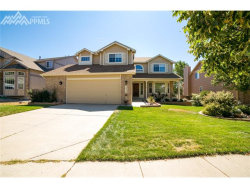 Photo of 3845 Schoolwood Court, Colorado Springs, CO 80918 (MLS # 5741384)
