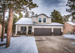 Photo of 1430 Evergreen Heights Drive, Woodland Park, CO 80863 (MLS # 5748680)