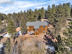 Photo of 405 Cochetopa Road, Florissant, CO 80816 (MLS # 5757521)
